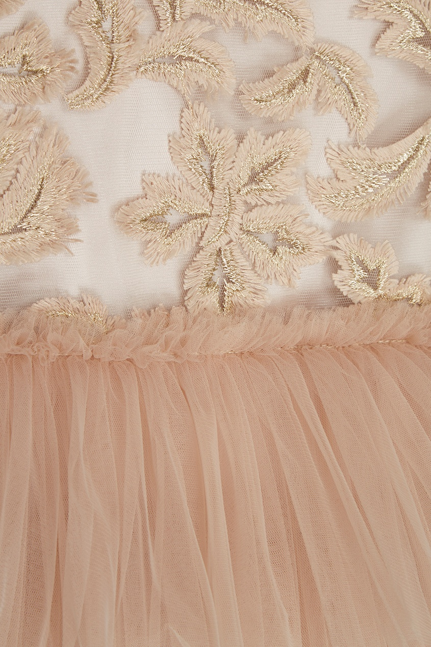 цена Balloon and Butterfly Вышитое платье Elizabeth онлайн в 2017 году