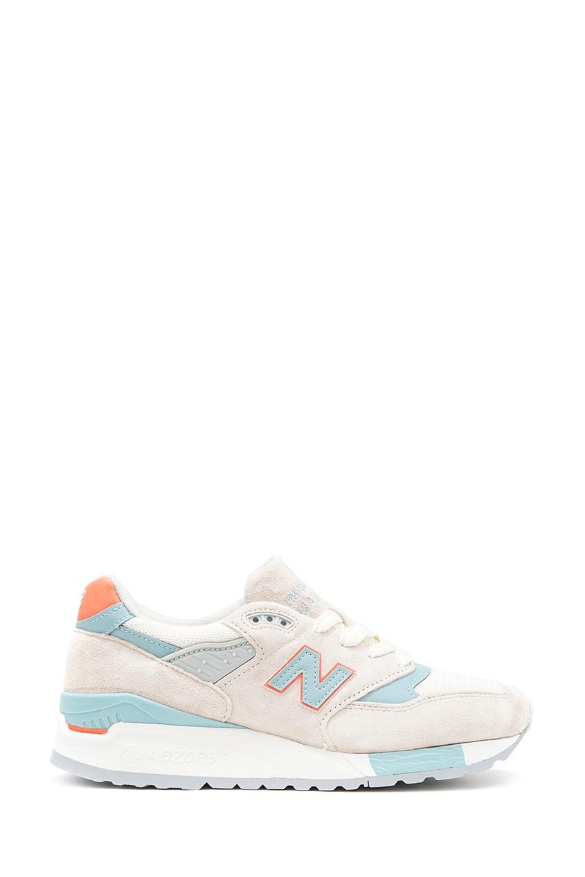 New Balance Комбинированные кроссовки №998 купить new balance u420ukg в сургуте