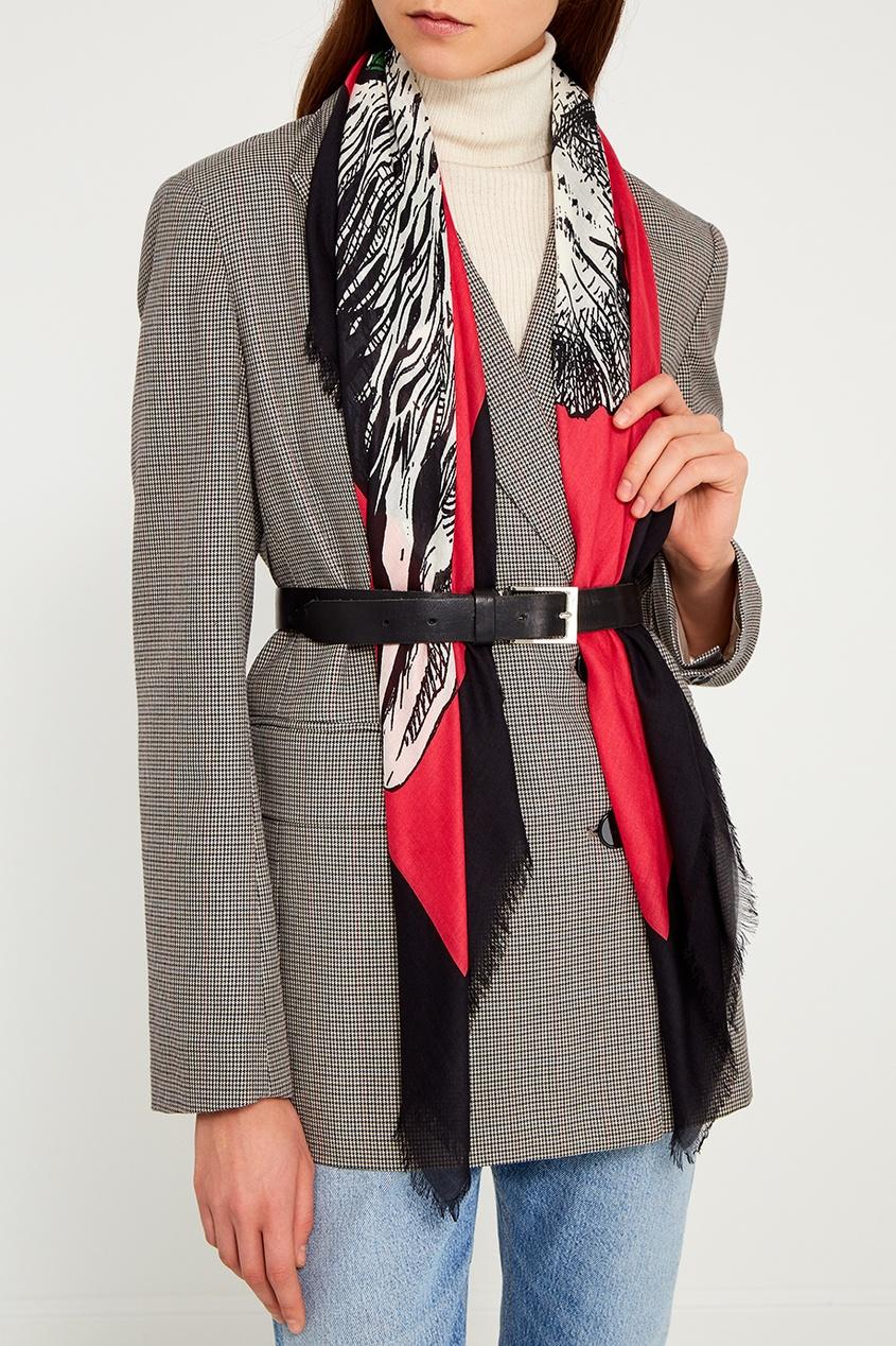 Gucci Платок с принтом