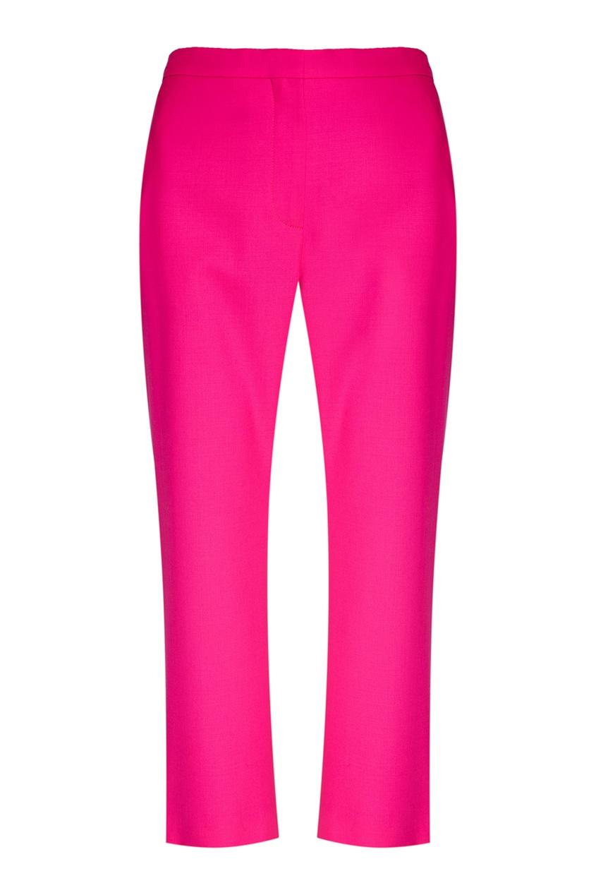 Altuzarra Розовые брюки из шерсти