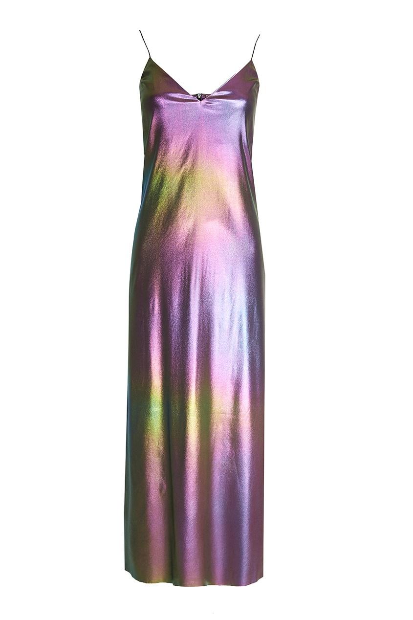 ЛИ-ЛУ Разноцветное платье на беретлях бегбедер ф windows on the world