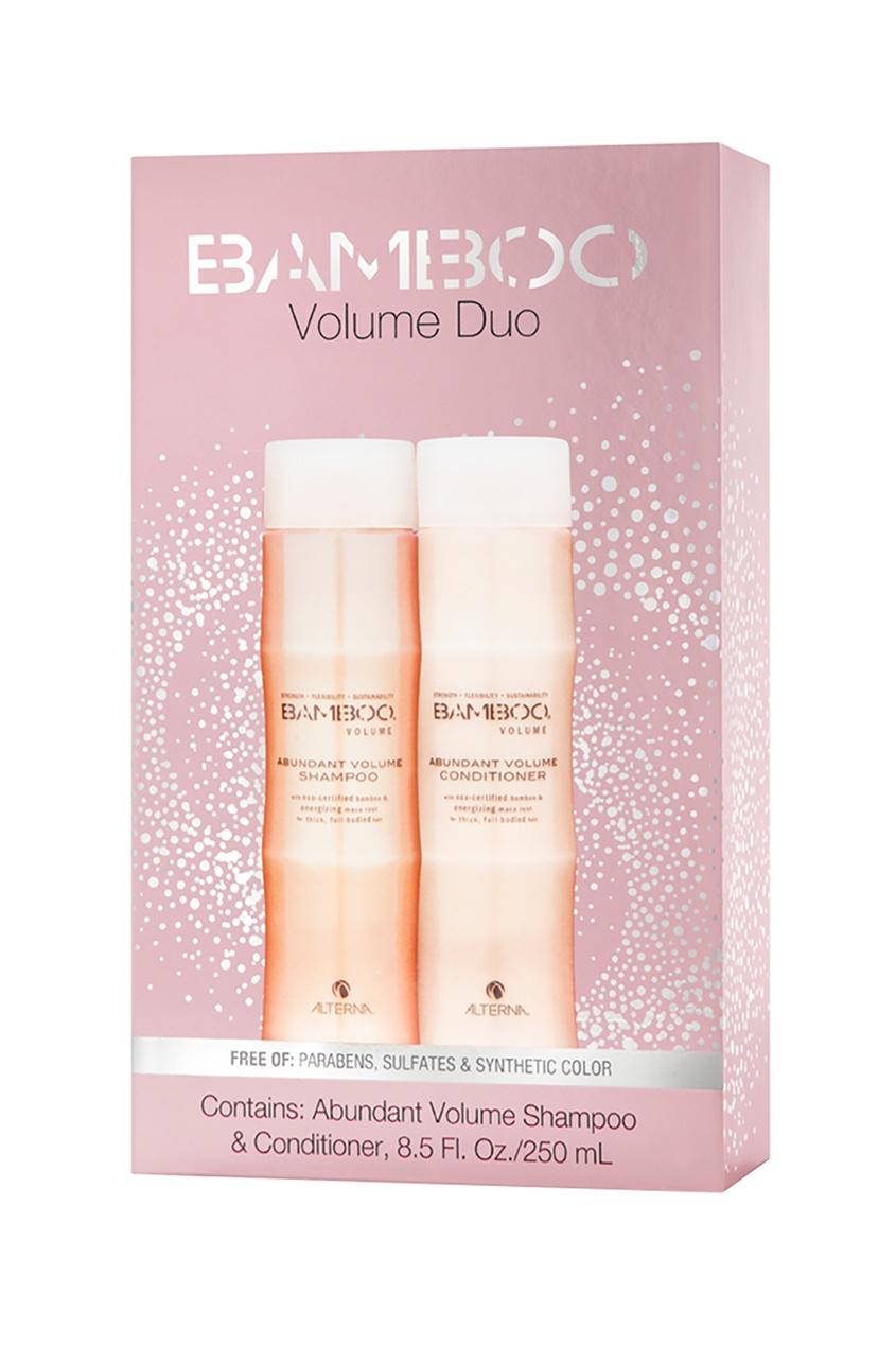 Alterna Набор Бесконечный объем Bamboo Volume Holiday Duo, 250+250 ml bamboo volume 100