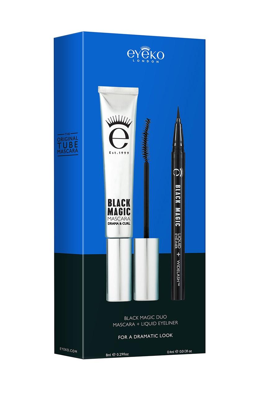 Набор для макияжа глаз Black Magic