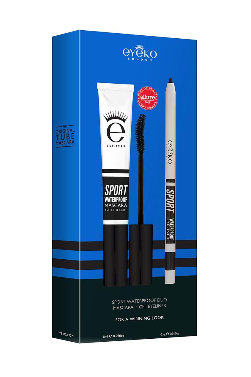 Набор для водостойкого макияжа глаз Sport