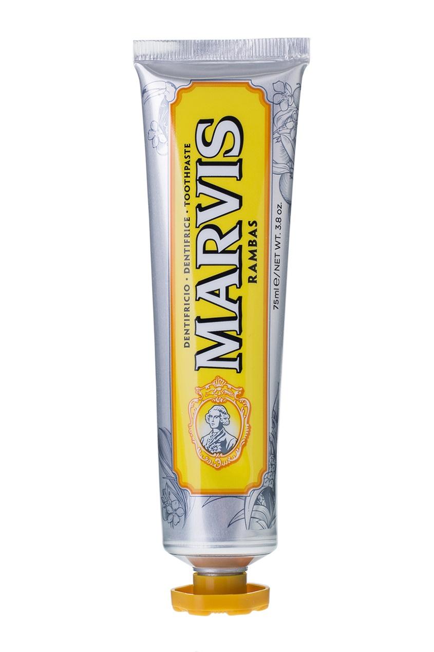 Marvis Зубная паста RAMBAS, 75 ml купить