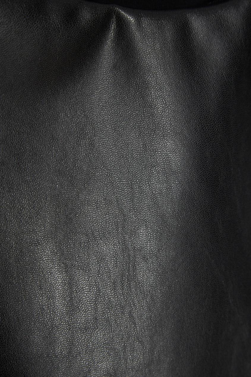 Фото 5 - Черное боди Naomi от BODYPOETRY черного цвета