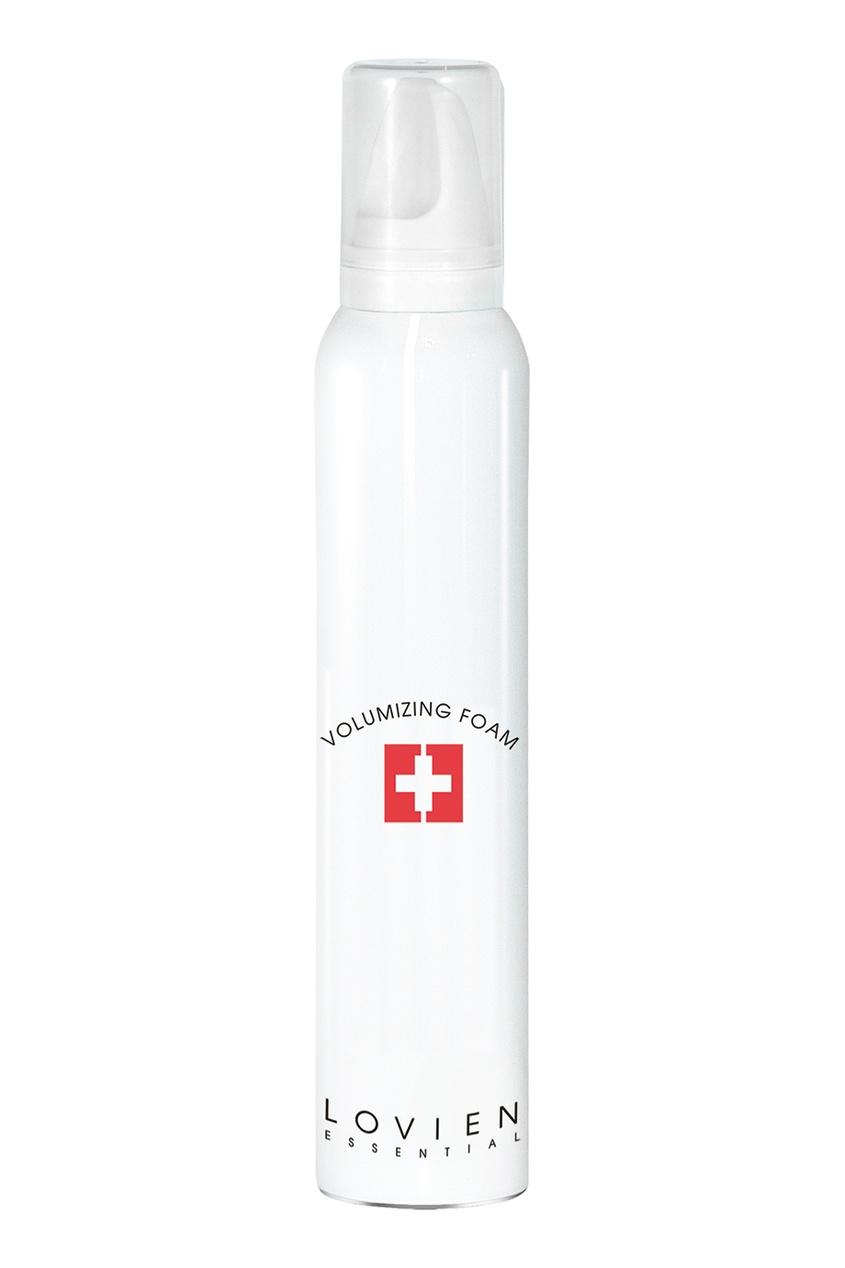 LOVIEN ESSENTIAL Мусс для средней фиксации Сияние и объем, 200 ml lovien essential бамбуковый кондиционер для волос бамбуковый кондиционер для волос