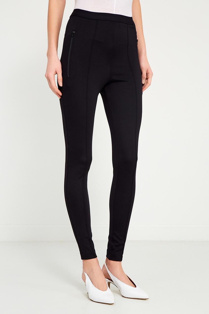 Balenciaga Черные брюки со стрелками balenciaga джинсовые брюки