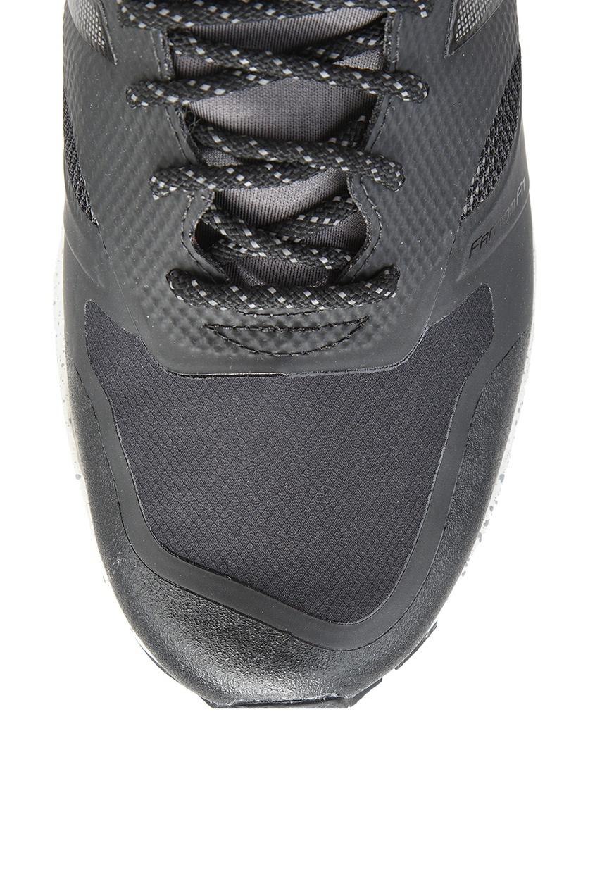 New Balance Комбинированные кроссовки черные new balance футболка chiks