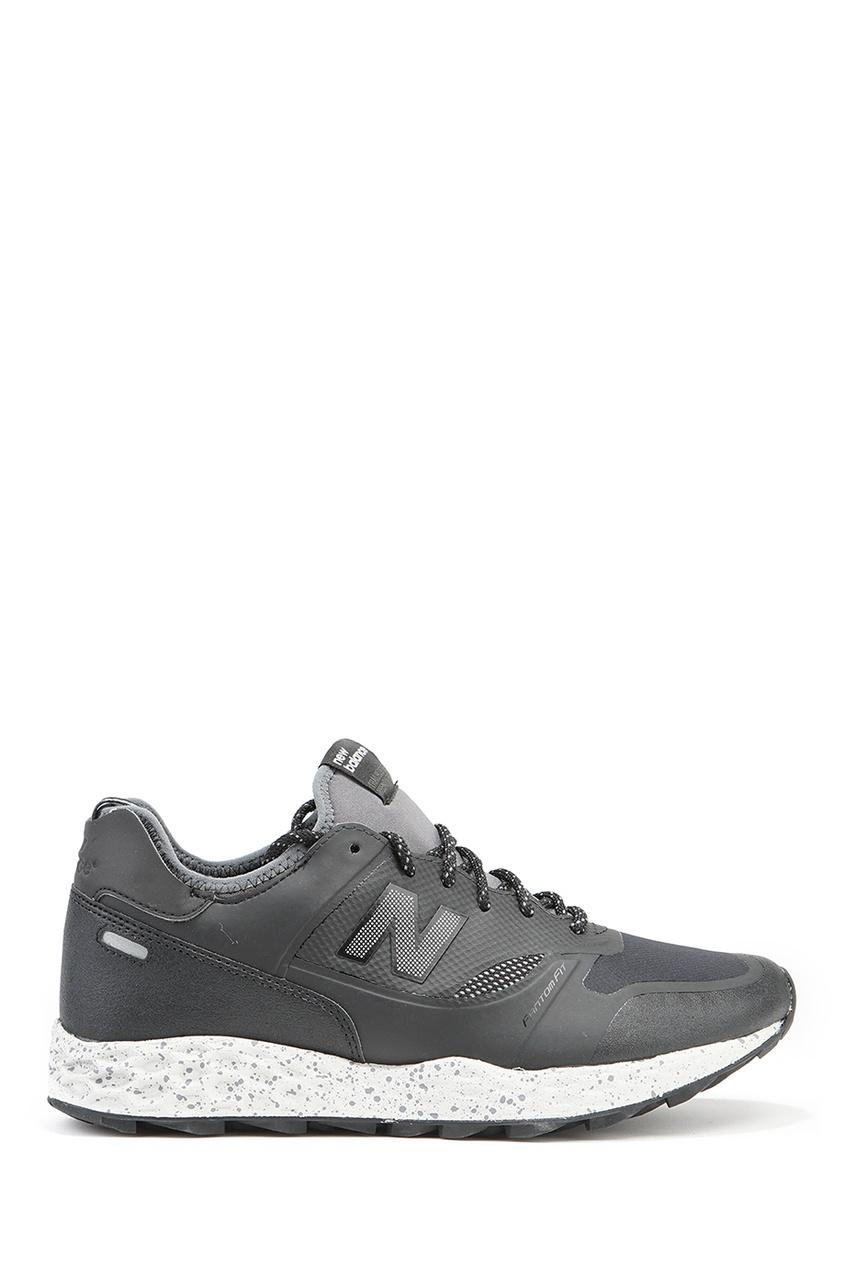 New Balance Комбинированные кроссовки черные купить new balance u420ukg в сургуте