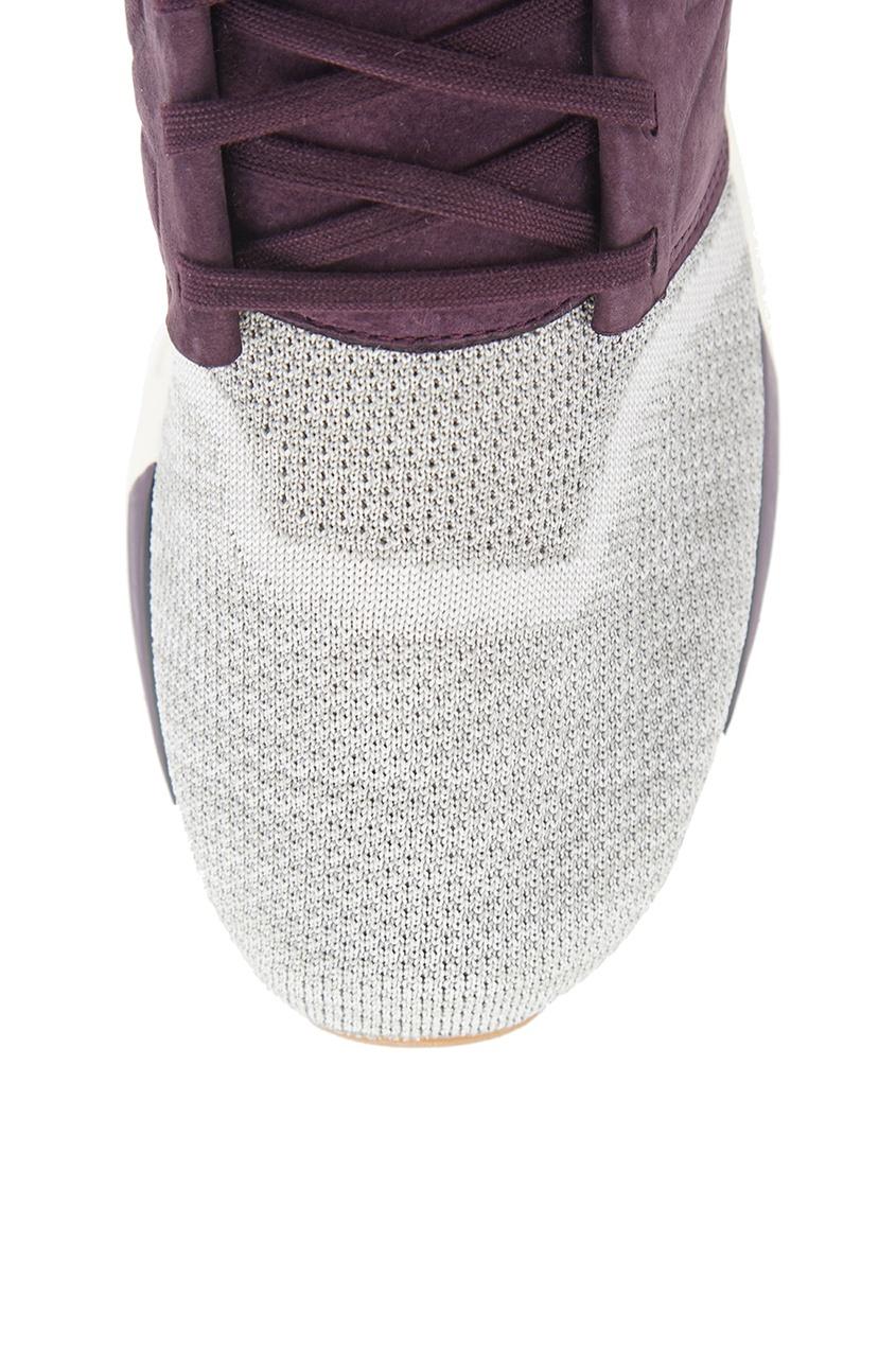 New Balance Кроссовки из замши и текстиля №247 new balance голубые кроссовки из замши 997