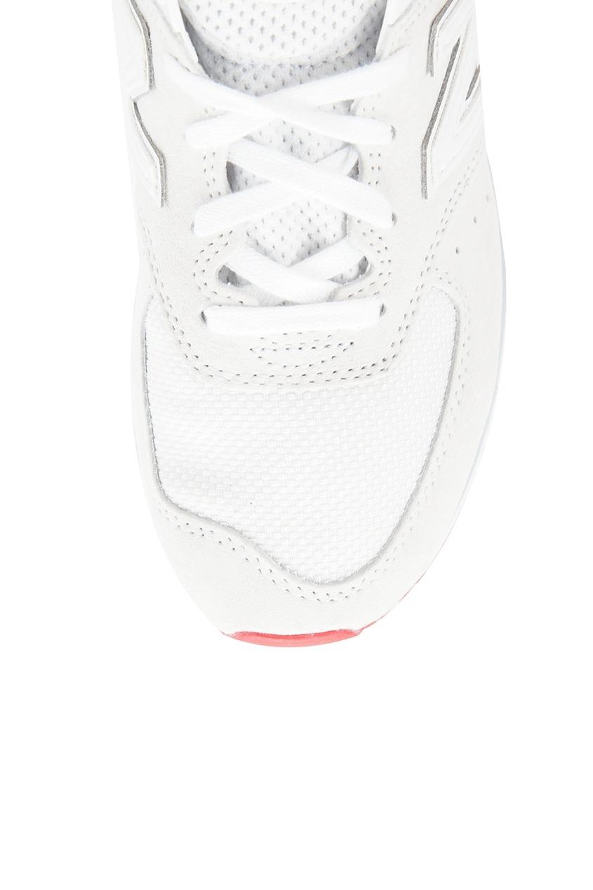 New Balance Бежевые замшевые кроссовки №574 кроссовки new balance gw500lgt b
