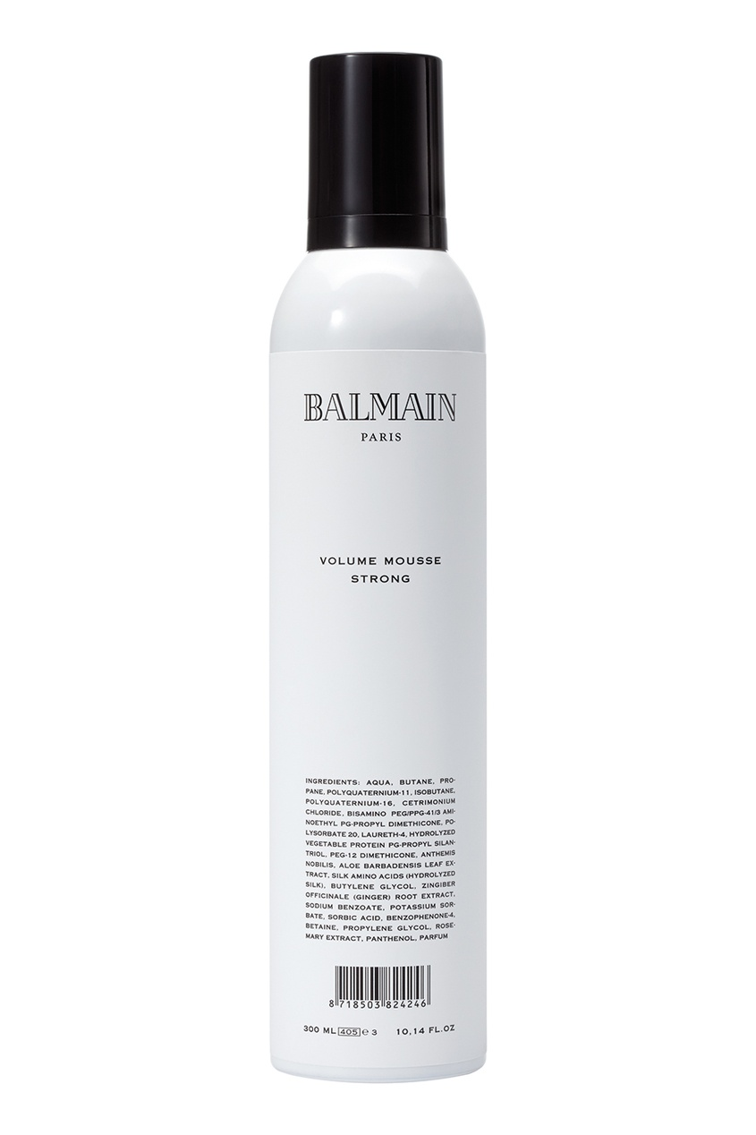 заказать Balmain Paris Hair Couture Мусс для придания объема сильной фиксации, 300 ml