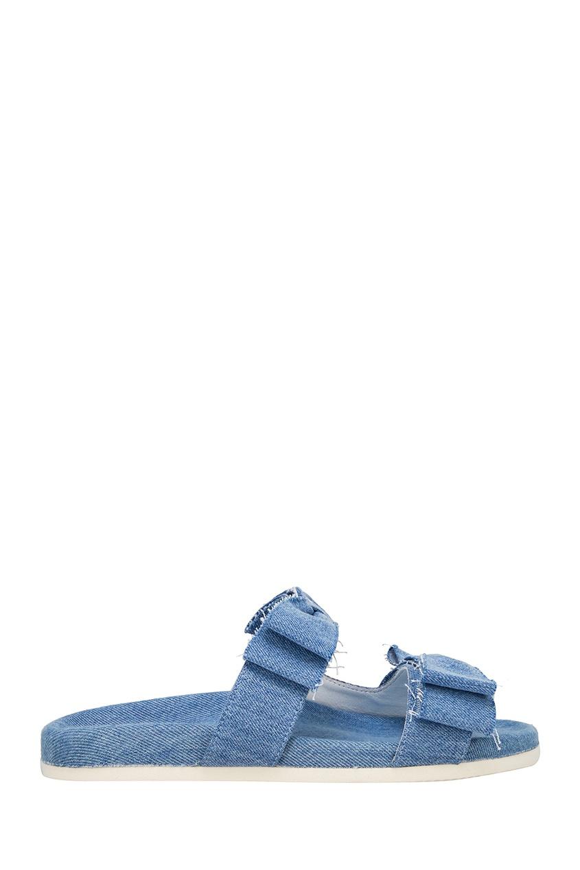 Joshua Sanders Сандалии из денима joshua sanders кожаные ботинки