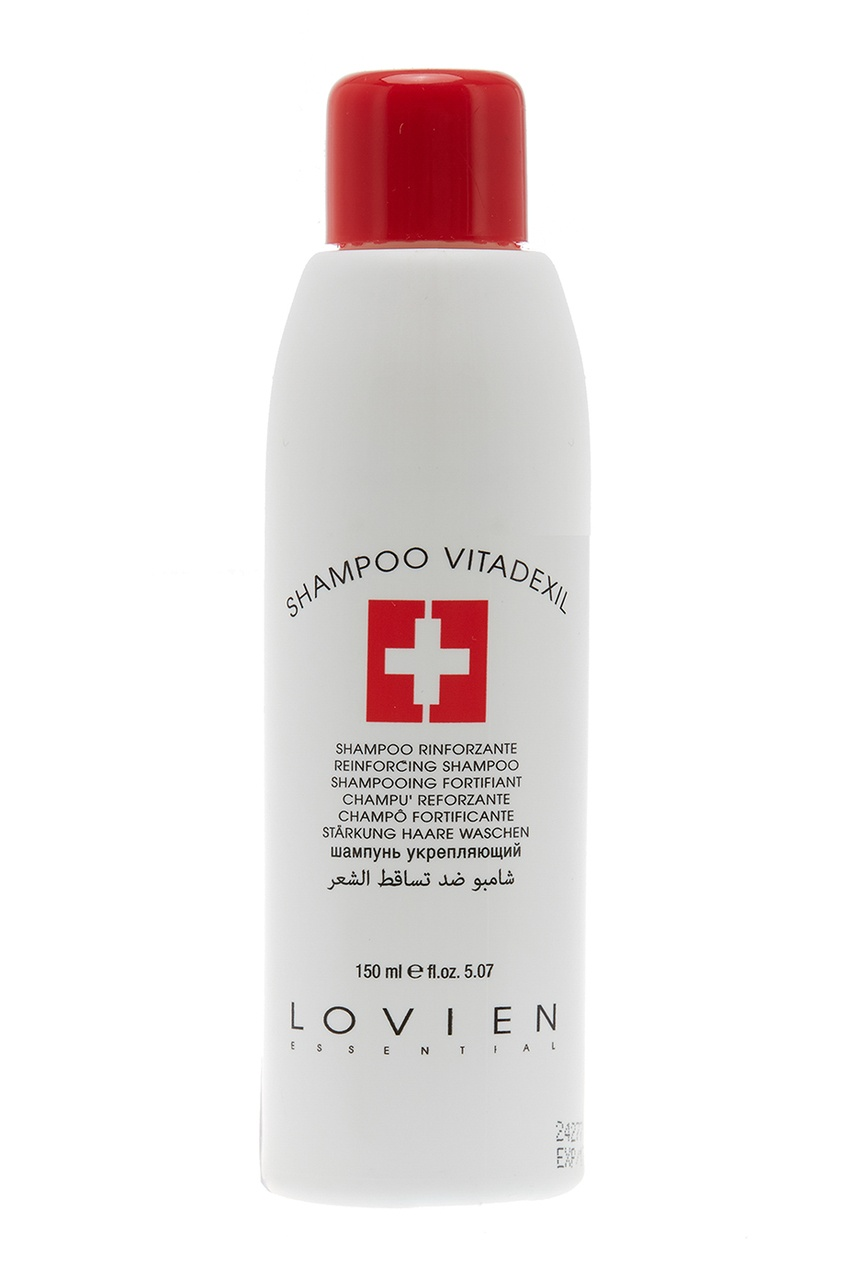 LOVIEN ESSENTIAL Шампунь Витадексил против выпадения волос, 150 ml lovien essential botox реконструирующий шампунь botox реконструирующий шампунь