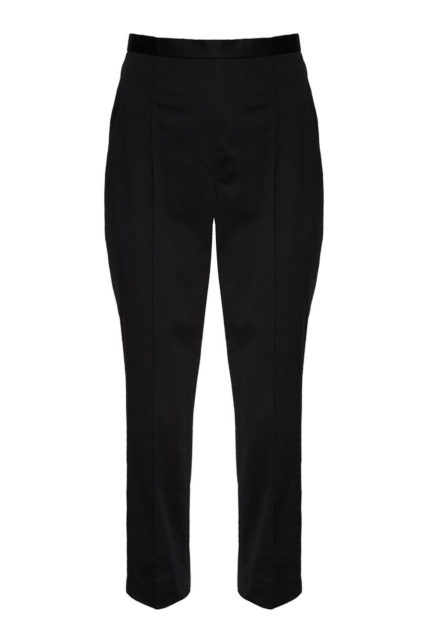 Marc Jacobs Черные хлопковые брюки