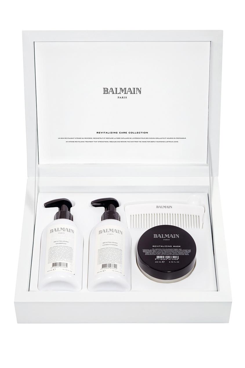 Balmain Paris Hair Couture Набор для восстанавливающего ухода goldwell маска интенсивная 60 секунд для сухих и поврежденных волос goldwell dualsenses rich repair 60 sес treatment 200 мл