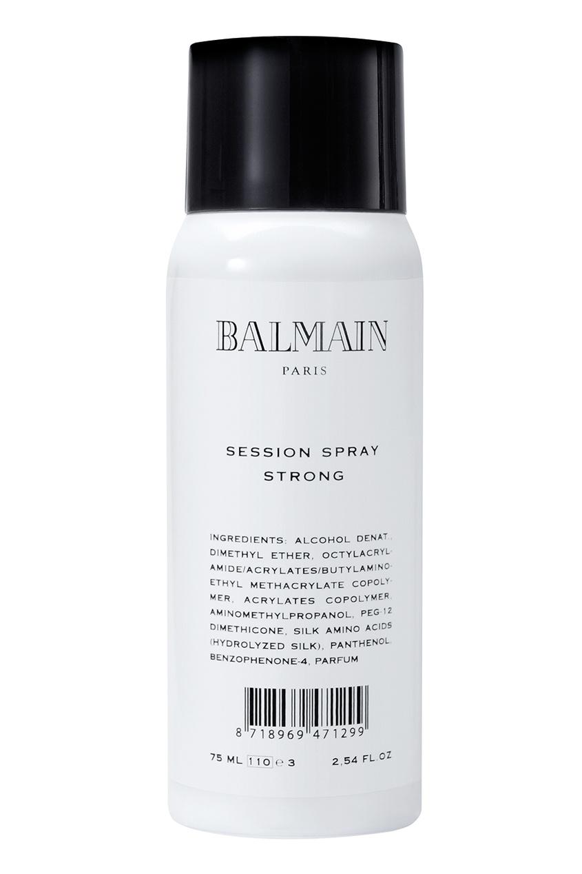 Balmain Paris Hair Couture Спрей для укладки волос сильной фиксации (дорожный вариант), 75 ml alterna лак сильной фиксации caviar anti aging extra hold hair spray 400ml