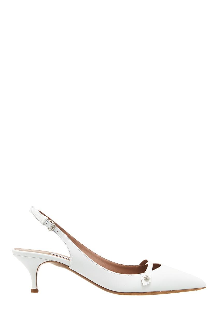 женские туфли tabitha simmons, белые