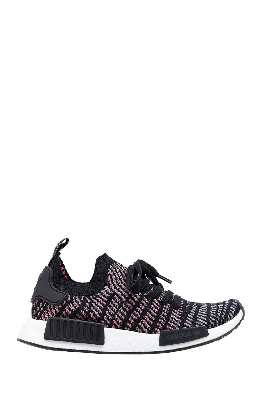 Adidas Текстильные кроссовки NMD R1 adidas гольфы r e compre tc1p