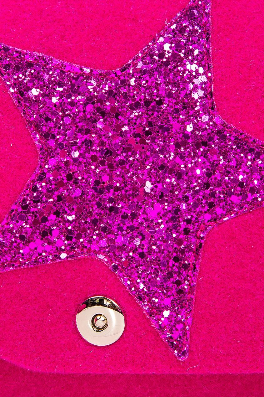 RO'RO Розовая сумка со звездами