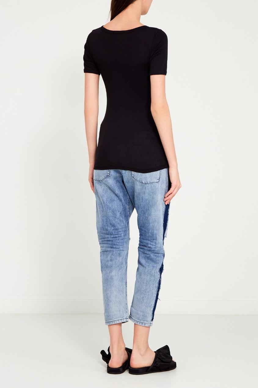цены на One Teaspoon Голубые джинсы с темными полосками в интернет-магазинах