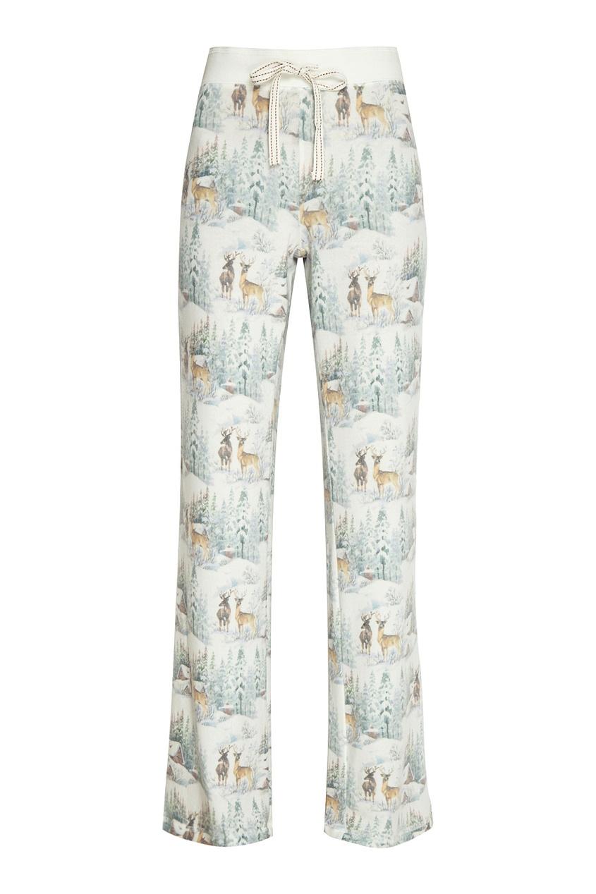 P.J. Salvage Пижамные брюки с оленями