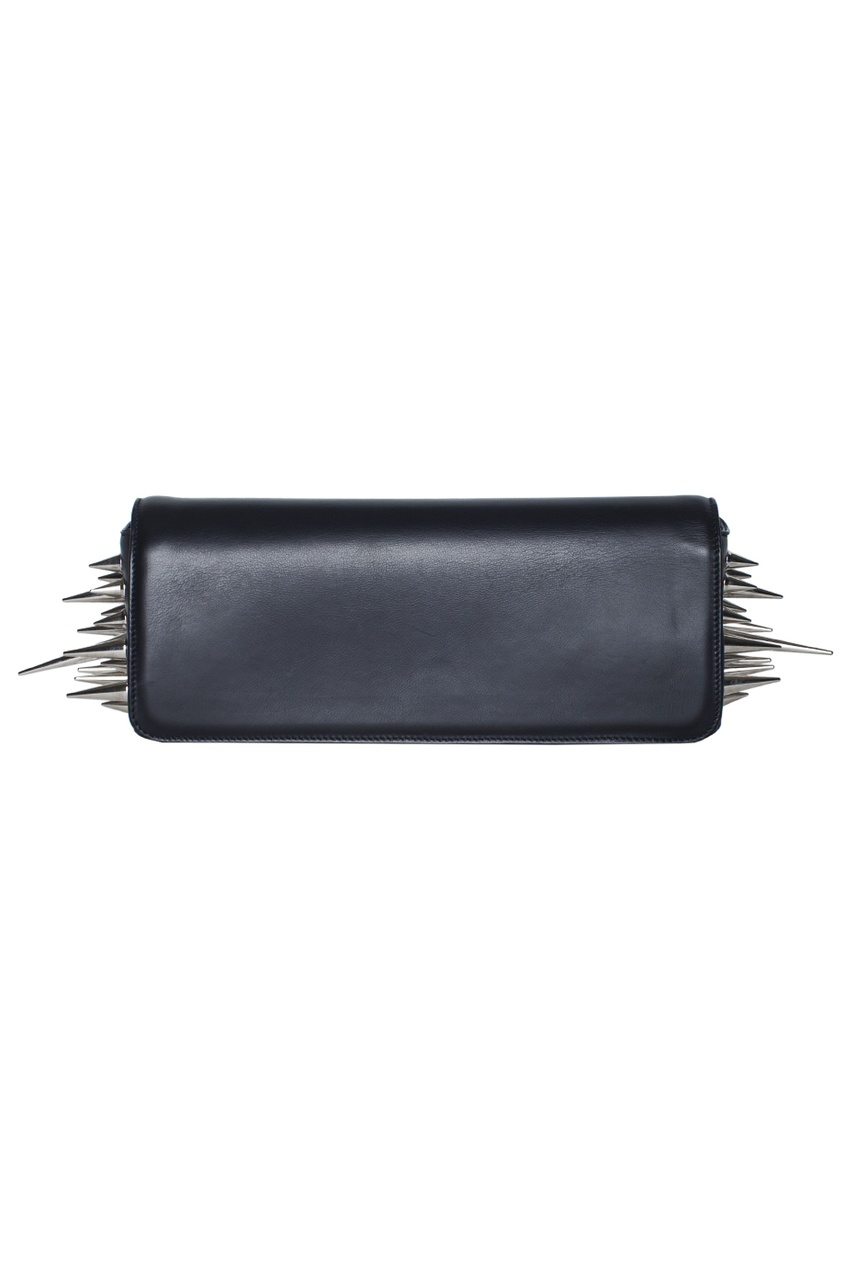 Кожаный клатч Marquise Clutch Calf Paris/Spikes