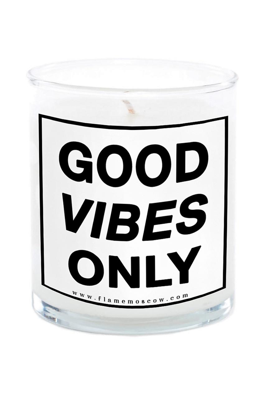 Ароматическая свеча Good Vibes Maya, 250 g от Flame Moscow