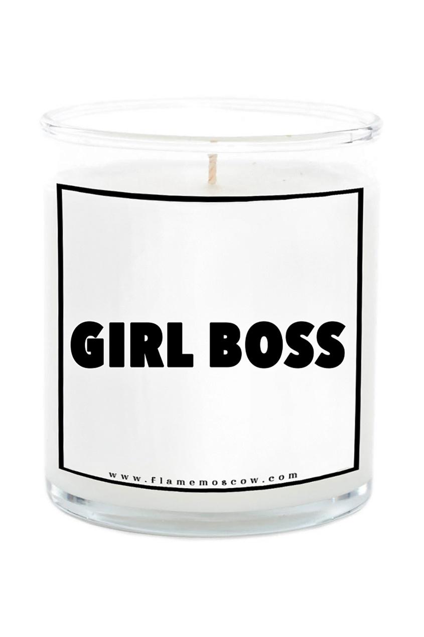 Ароматическая свеча Girl Boss Nina, 250 g от Flame Moscow