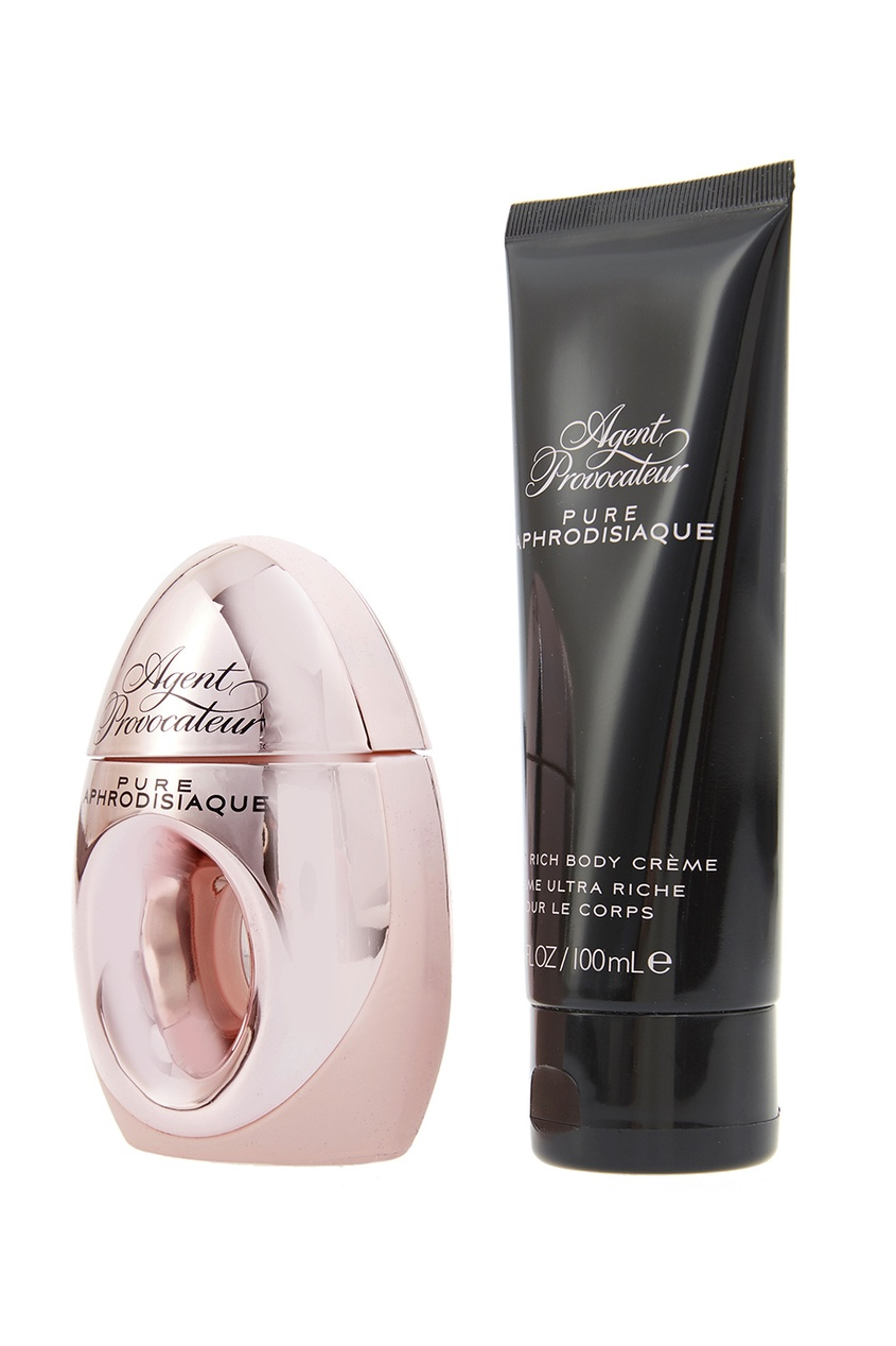 Agent Provocateur Набор Pure Aphrodisiaque набор набор bioline jato travel gift кit pure