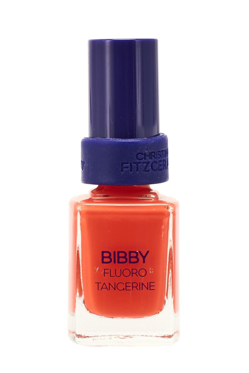 Лак для ногтей BIBBY Fluoro Tangerine Lacquer Culture /