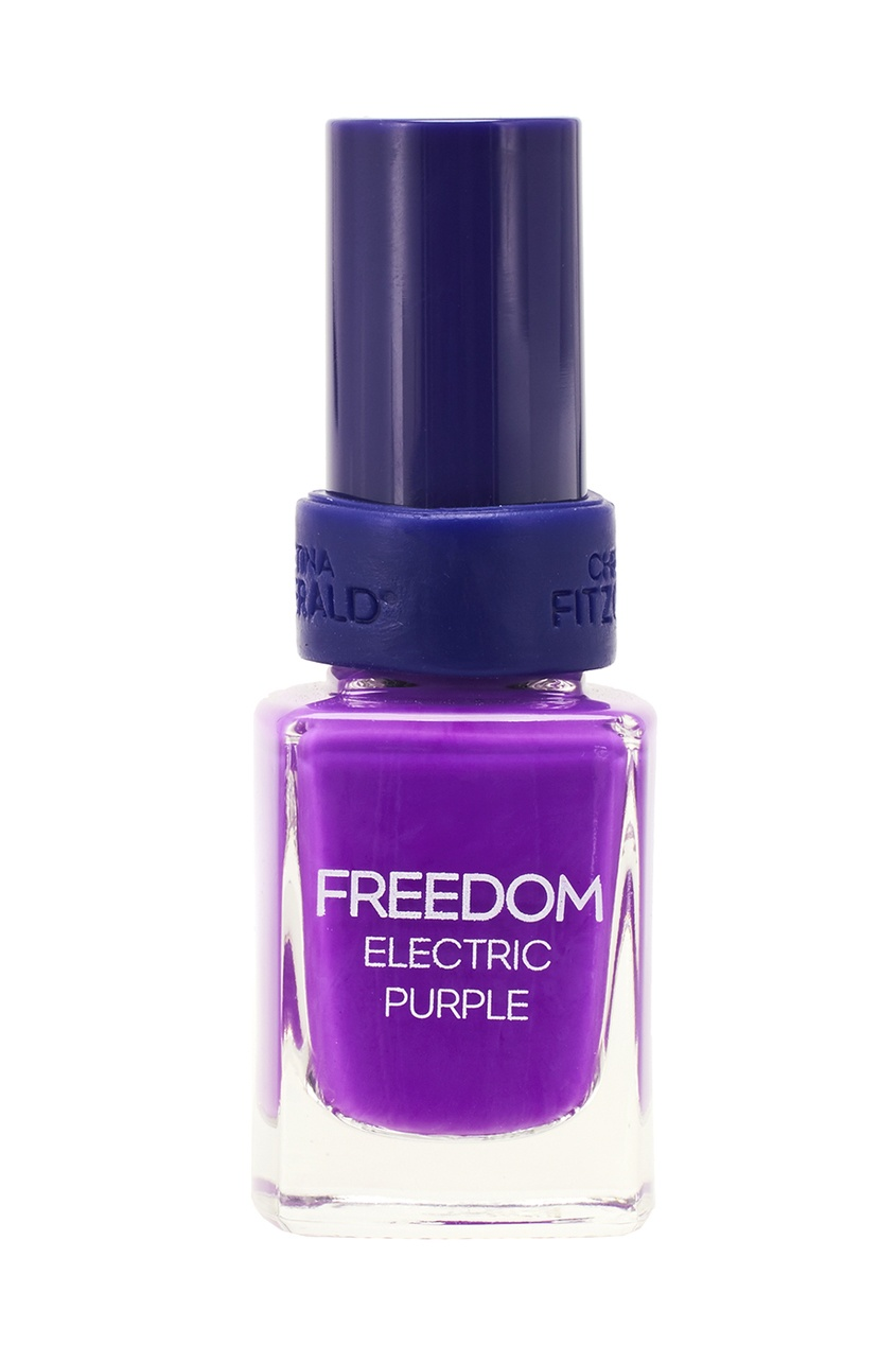 Лак для ногтей Freedom / Пурпурное сердце + Bond-подготовка, 9 ml
