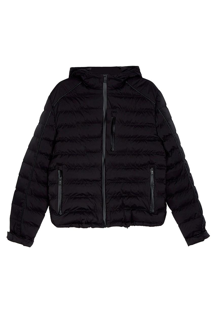 Prada Утепленная куртка на молнии