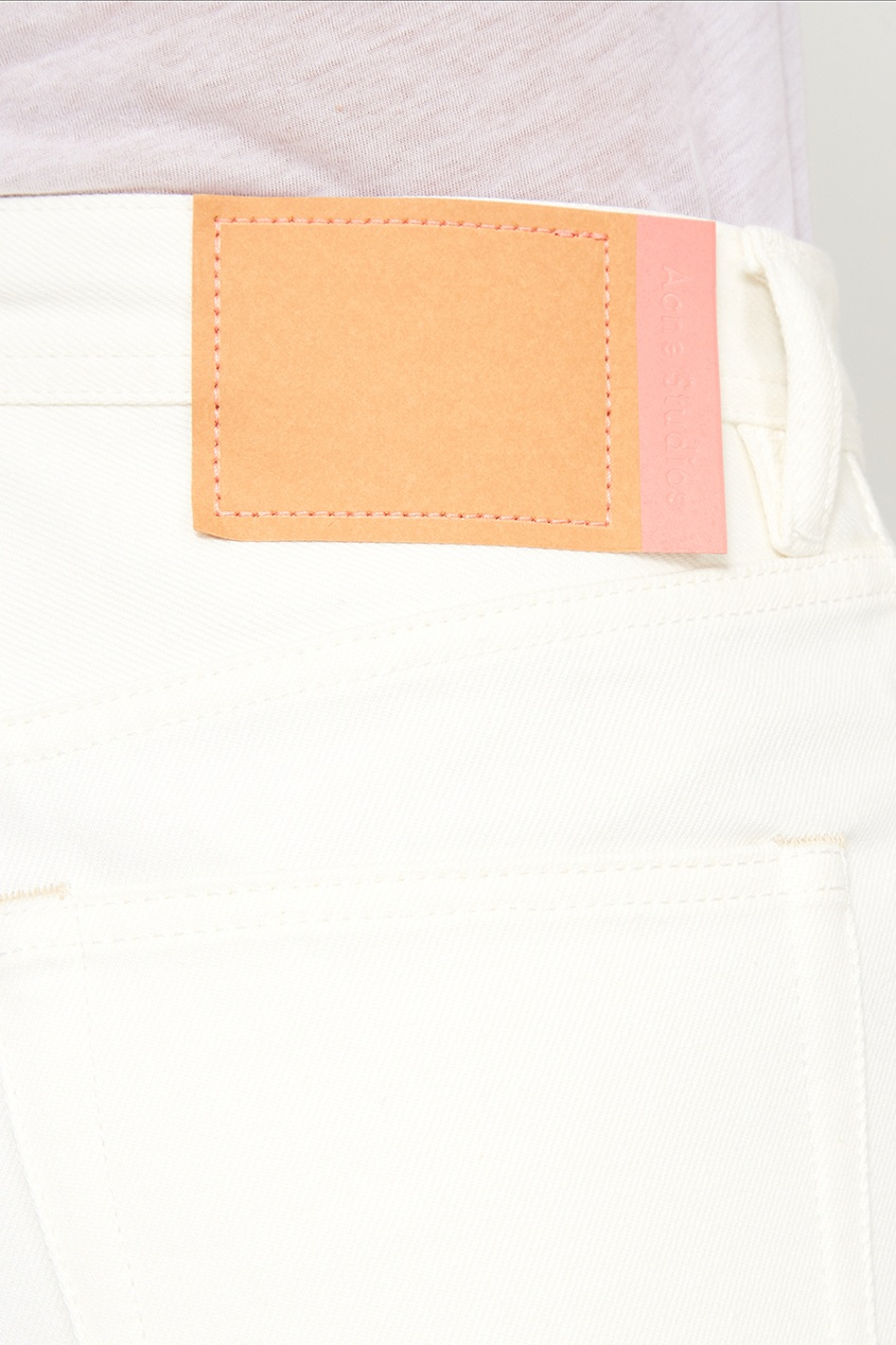 Acne Studios Белые джинсы