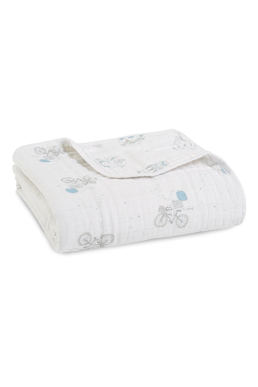 Детское одеяло с принтом