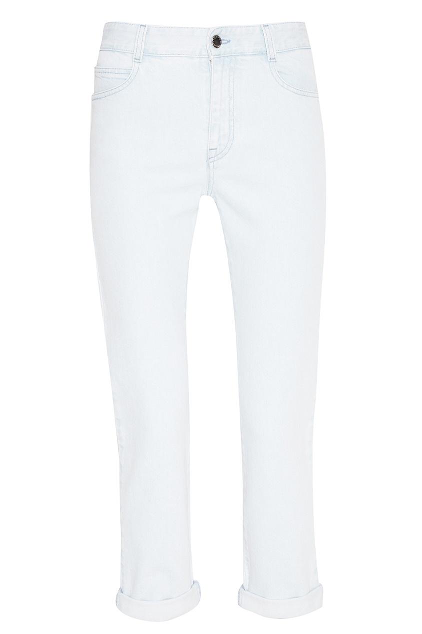 Stella McCartney Светло-голубые джинсы
