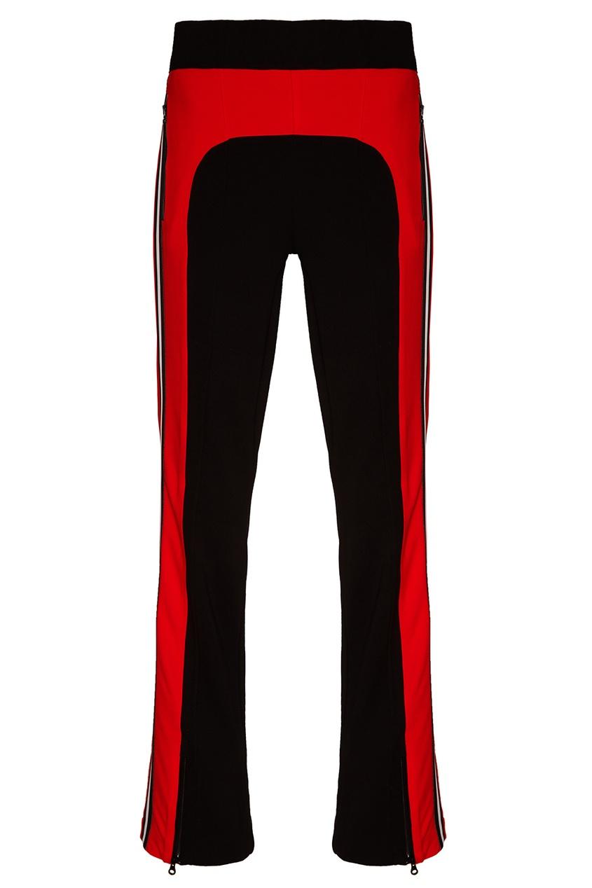 P.E Nation Хлопковые брюки с лампасами белье постельное из поликоттона fff nation