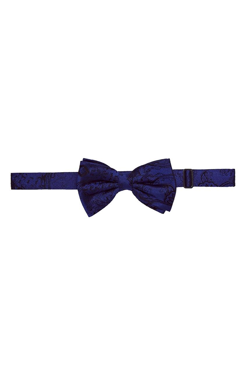 Billionaire Синий галстук-бабочка billionaire мокасины