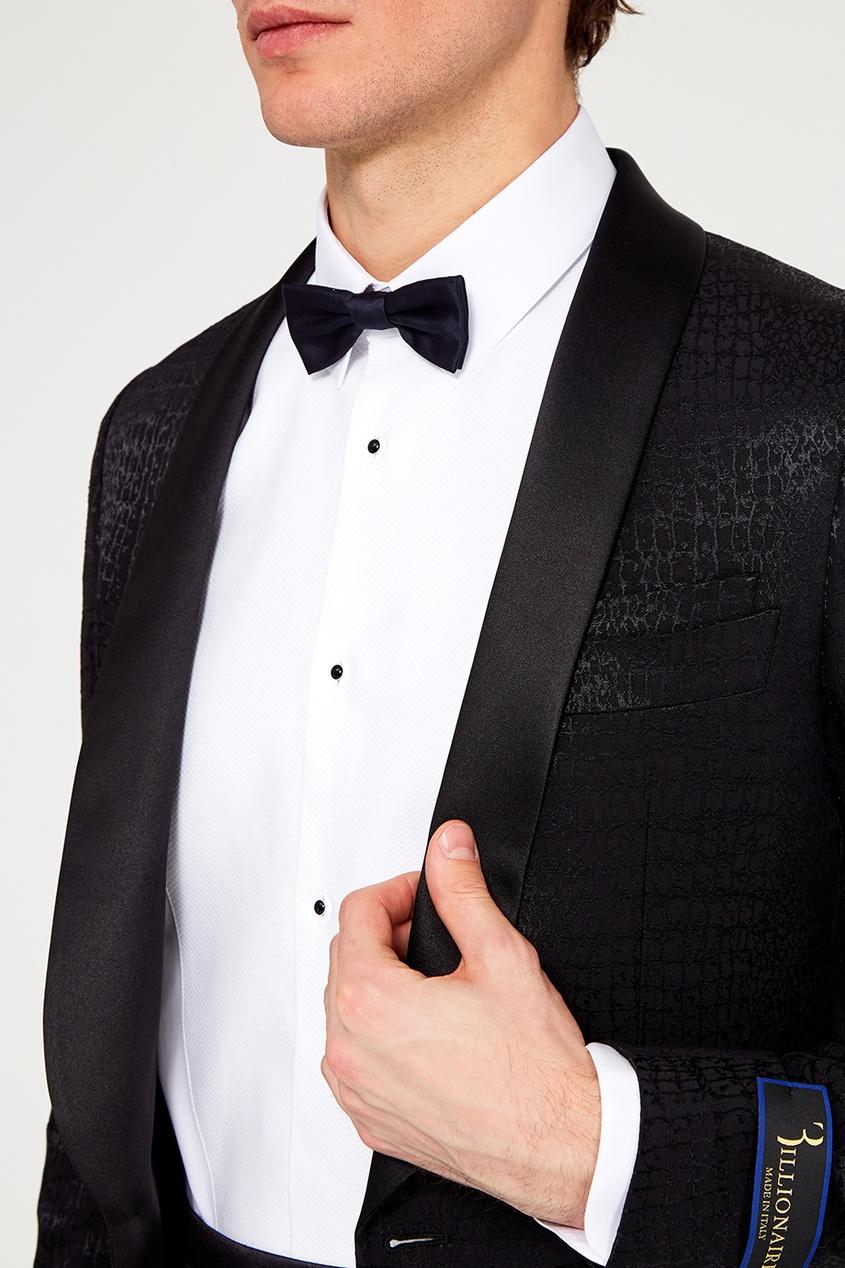Dolce&Gabbana Синий галстук-бабочка starkman галстук бабочка 133 синяя starkman