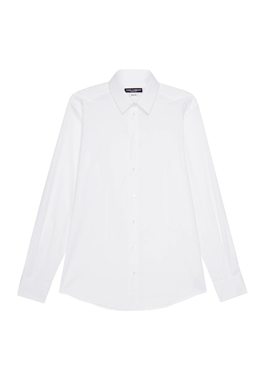 Dolce&Gabbana Хлопковая рубашка