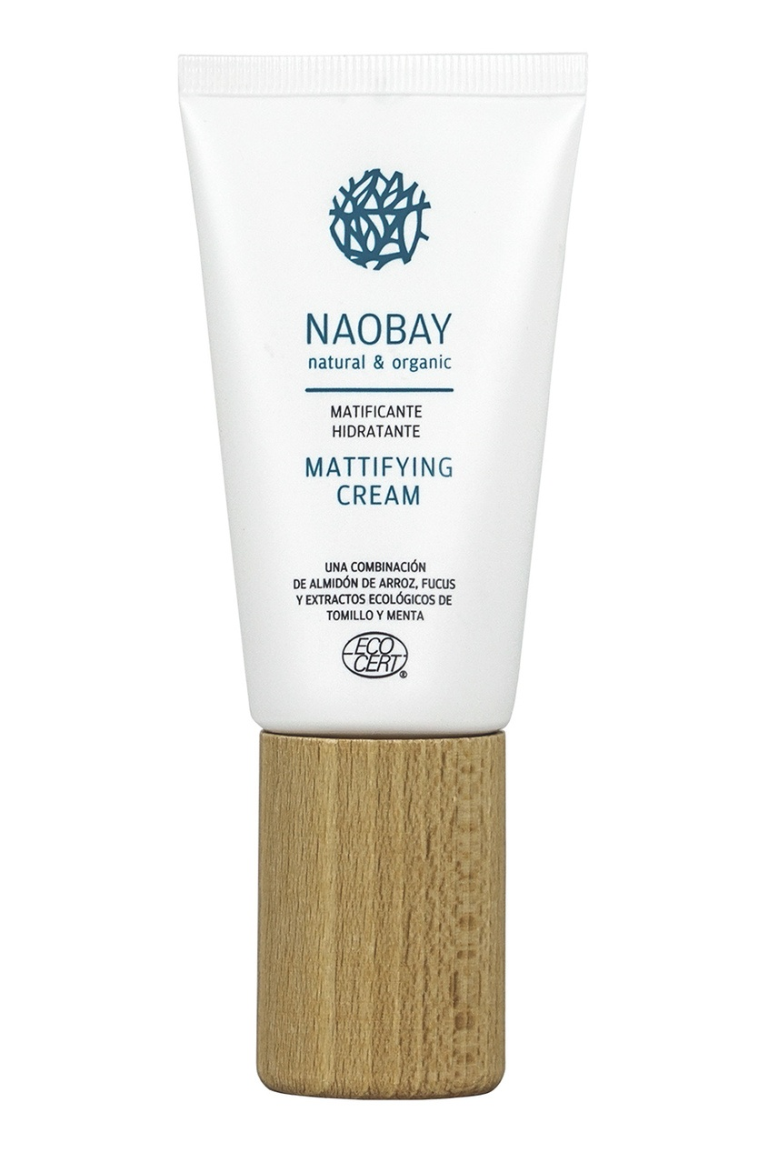 NAOBAY Матирующий крем / Mattifying Cream, 50 ml naobay hydraplus cream крем для лица 50 мл