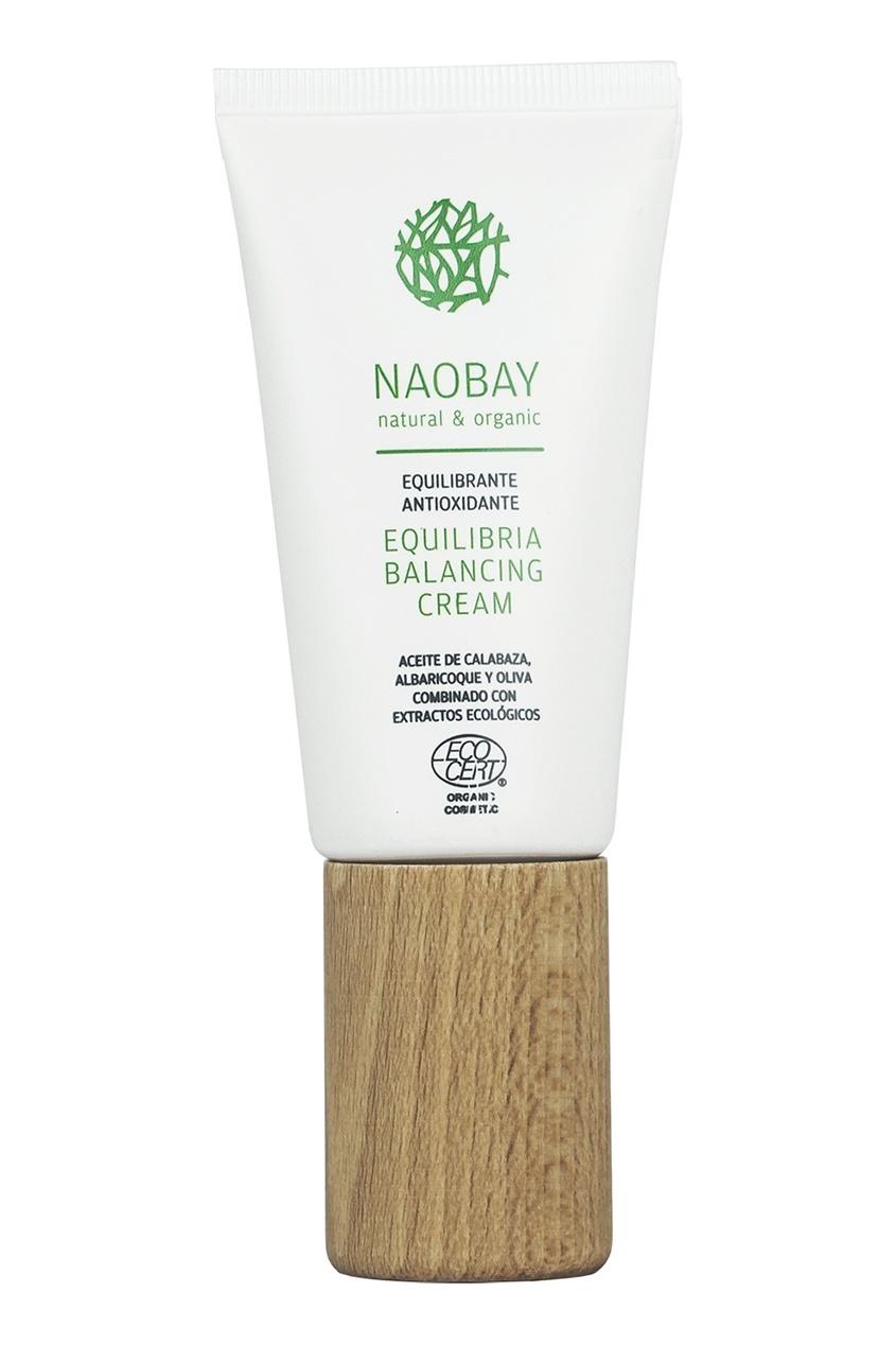 NAOBAY Крем-флюид для поддержания баланса кожи / Equilibria Balancing Cream, 50 ml крем bioline jato acid cream ph balancing 50 мл