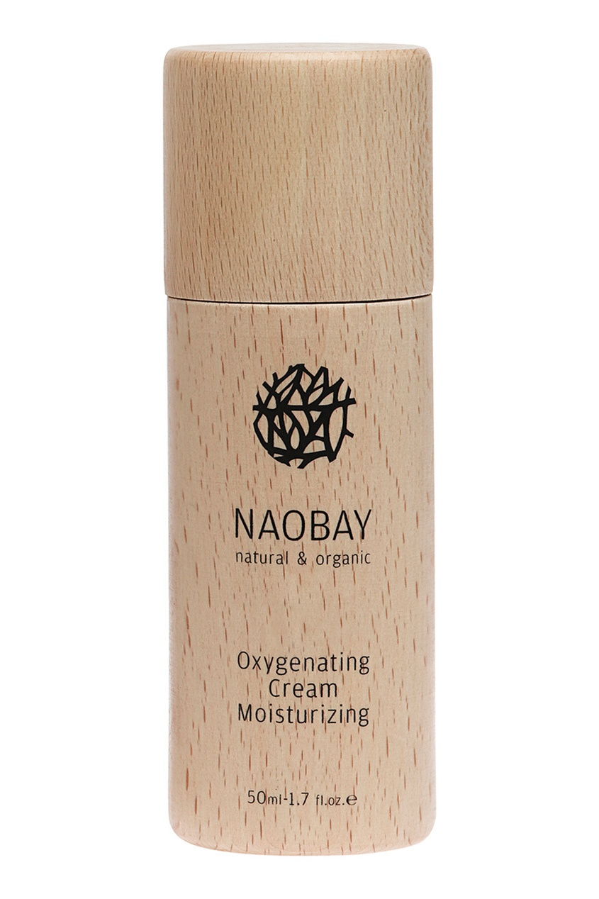 NAOBAY Кислородный увлажняющий крем / Oxygenating Moisturizing Cream, 50 ml valmont detoх cream крем детокс кислородный уход detoх cream крем детокс кислородный уход