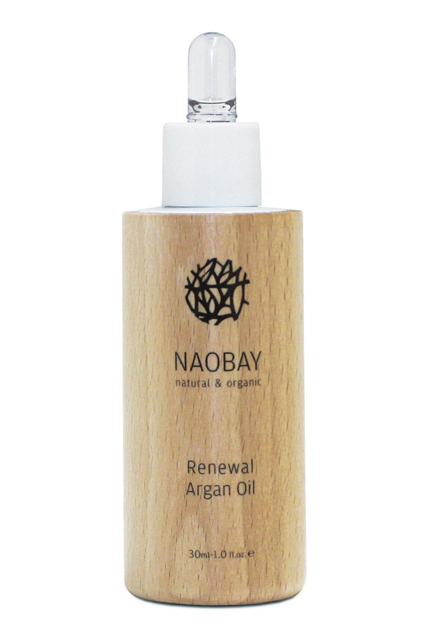 NAOBAY Восстанавливающее аргановое масло / Renewal Argan Oil, 30 ml масло kativa morocco argan oil nuspa масло