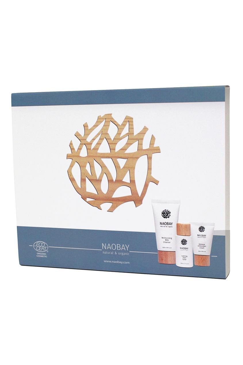 NAOBAY Набор для баланса кожи / Balancing Set, (30 ml + 100 ml + 50 ml) крем bioline jato acid cream ph balancing 50 мл