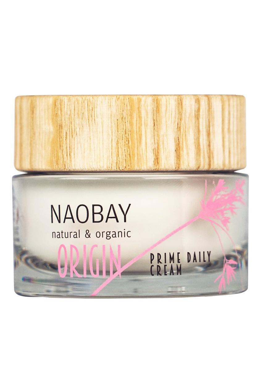 NAOBAY Дневной восстанавливающий крем / Origin Prime Daily Cream, 50 ml женьшень восстанавливающий дневной крем 50 мл