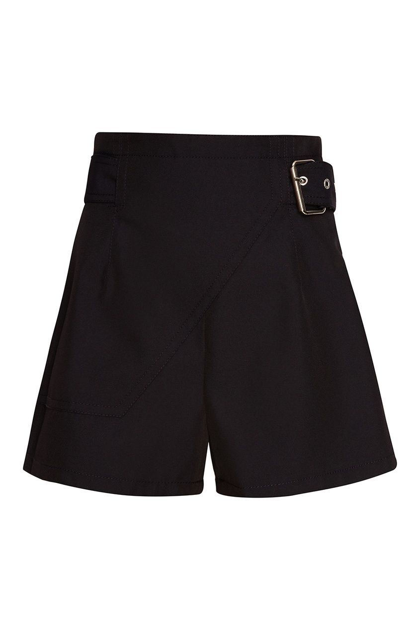 3.1 Phillip Lim Короткие шорты с поясом ist пояс из кордуры с пластиковой пряжкой