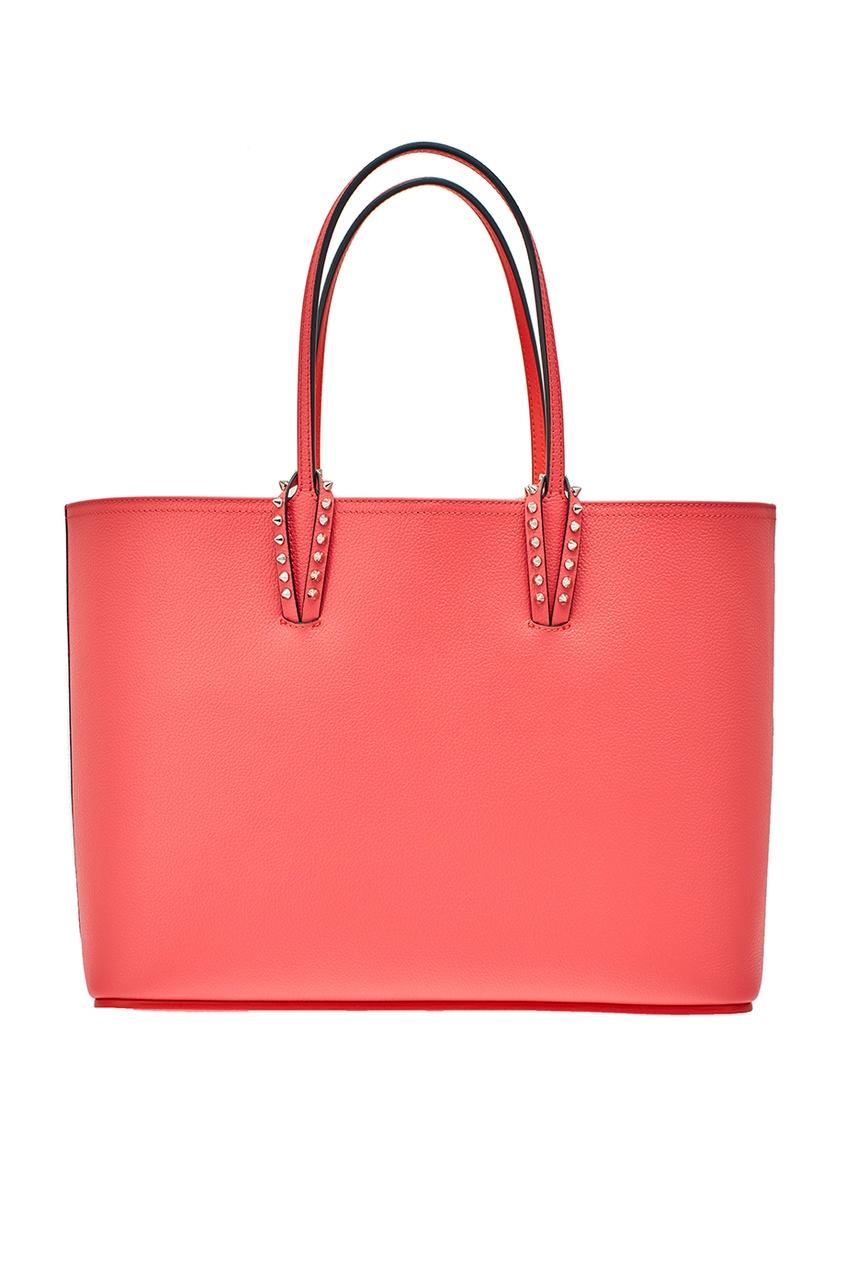 Розовая сумка-тоут Cabata