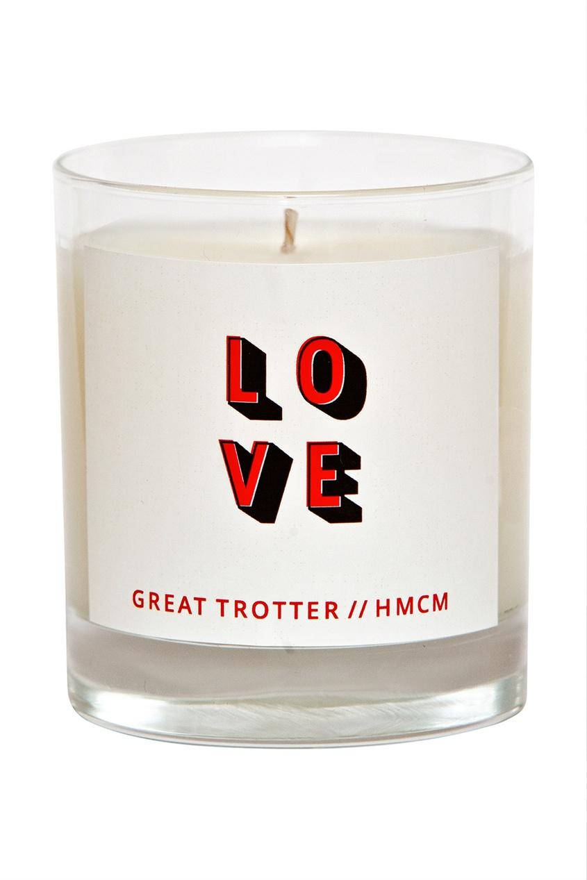 Лимитированная свеча LOVE, 300 g